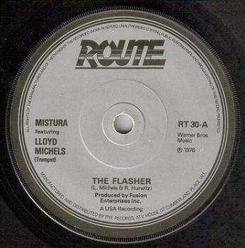 MISTURA - THE FLASHER - ROUTE