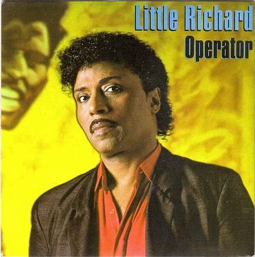LITTLE RICHARD - OPERATOR - WEA