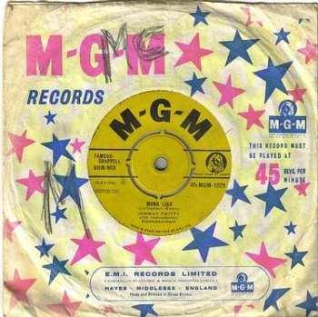 CONWAY TWITTY - MONA LISA - MGM