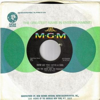 SAM THE SHAM - HOW DO YOU CATCH A GIRL - MGM