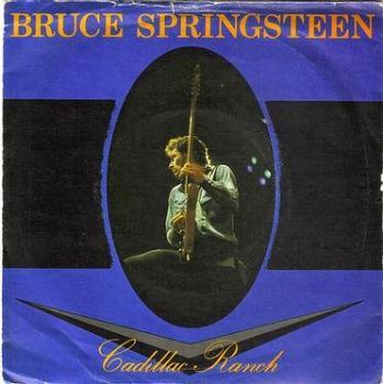 BRUCE SPRINGSTEEN - CADILLAC RANCH - CBS PROMO