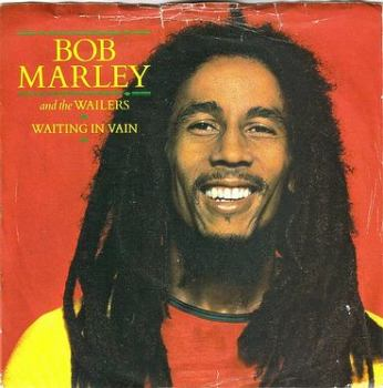 BOB MARLEY - WAITING IN VAIN - ISLAND