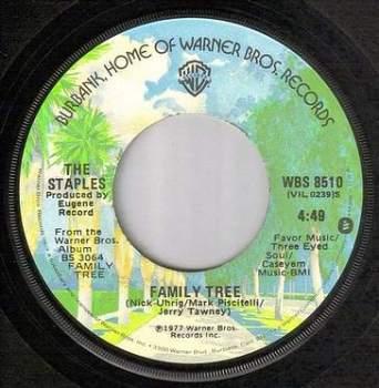STAPLES - FAMILY TREE - WB
