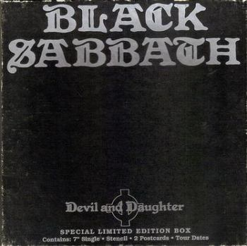 BLACK SABBATH - DEVIL AND DAUGHTER - IRS