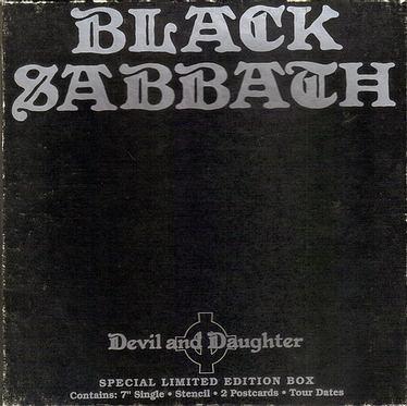 BLACK SABBATH - DEVIL AND DAUGHTER - IRS