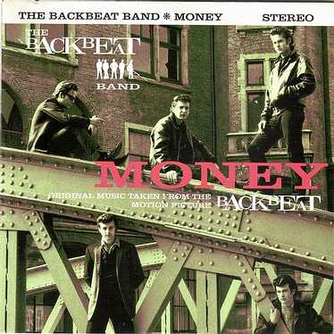BACKBEAT BAND - MONEY - VIRGIN