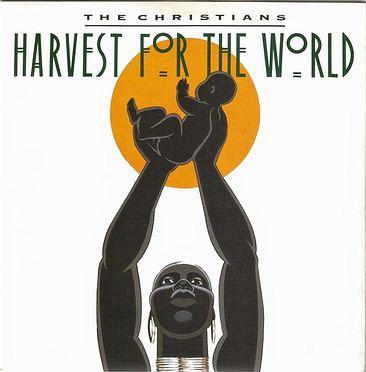CHRISTIANS - HARVEST FOR THE WORLD - ISLAND