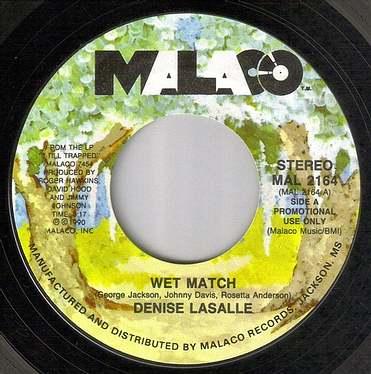 DENISE LASALLE - WET MATCH - MALACO DEMO