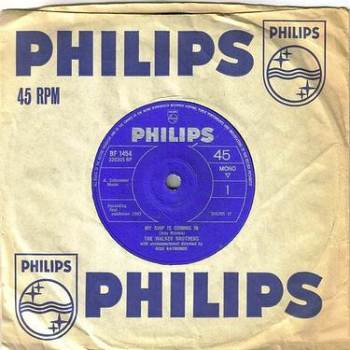 WALKER BROTHERS - MY SHIP IS COMING IN - PHILIPS