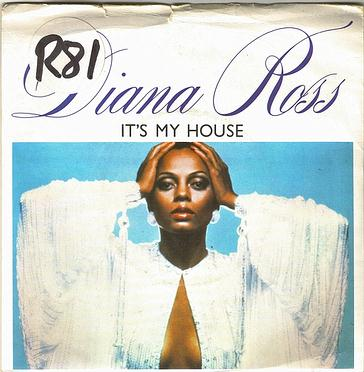 DIANA ROSS - IT'S MY HOUSE - TMG 1169
