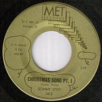 SONNY STITT - CHRISTMAS SONG - MET