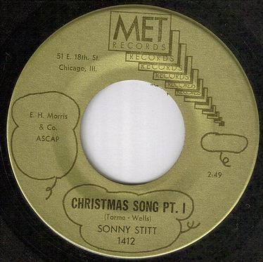 SONNY STITT - CHRISTMAS SONG - MET