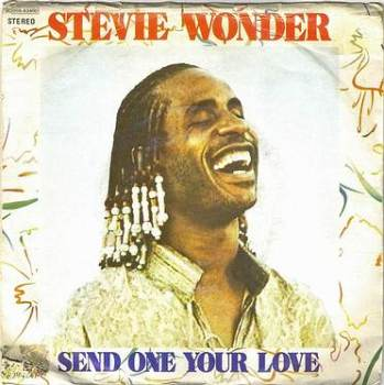 STEVIE WONDER - SEND ONE YOUR LOVE - MOTOWN 63400