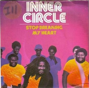 INNER CIRCLE - STOP BREAKING MY HEART - ISLAND