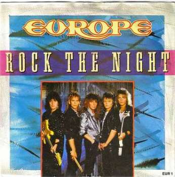 EUROPE - ROCK THE NIGHT - EPIC