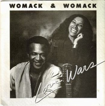 WOMACK & WOMACK - LOVE WARS - ELEKTRA