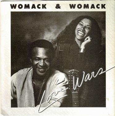 WOMACK & WOMACK - LOVE WARS - ELEKTRA