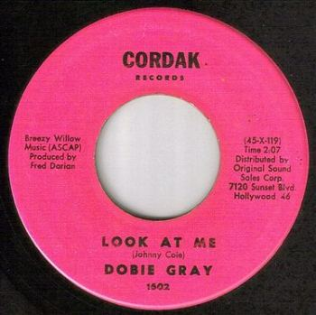 DOBIE GRAY - LOOK AT ME - CORDAK