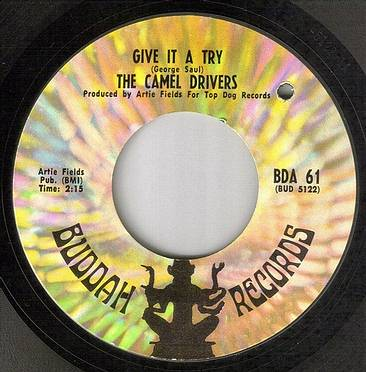 CAMEL DRIVERS - GIVE IT A TRY - BUDDAH