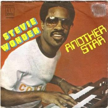 STEVIE WONDER - ANOTHER STAR - MOTOWN