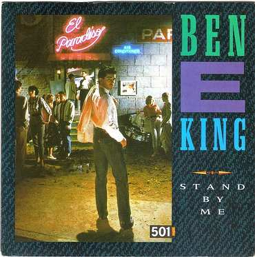 BEN E KING - STAND BY ME - ATLANTIC