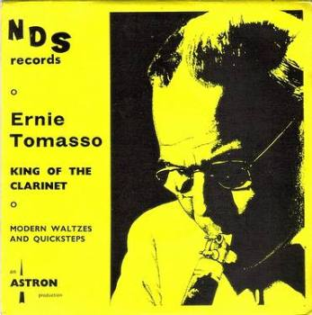 ERNIE TOMASSO - KING OF THE CLARINET - NDS