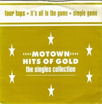 FOUR TOPS - IT'S ALL IN THE GAME - MOTOWN 41907