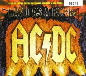 AC/DC - HARD AS ROCK - EW