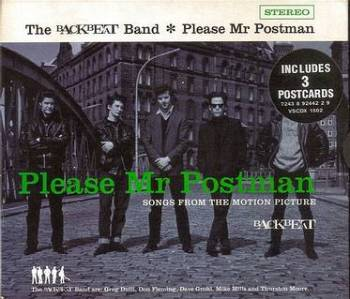 BACKBEAT BAND - PLEASE MR POSTMAN - VIRGIN