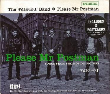 BACKBEAT BAND - PLEASE MR POSTMAN - VIRGIN