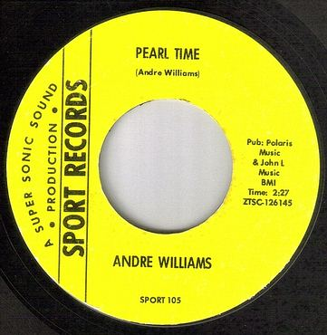 ANDRE WILLIAMS - PEARL TIME - SPORT