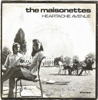 MAISONETTES - HEARTACHE AVENUE - RSG