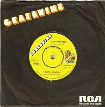 CODY MICHAELS - 7 DAYS - 52 WEEKS - GRAPEVINE