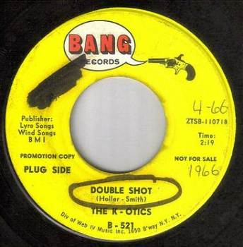 K-OTICS - DOUBLE SHOT - BANG DEMO