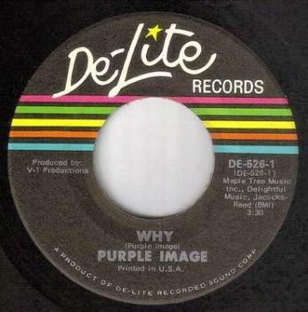 PURPLE IMAGE - WHY - DE-LITE