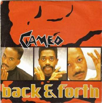 CAMEO - BACK AND FORTH - CLUB