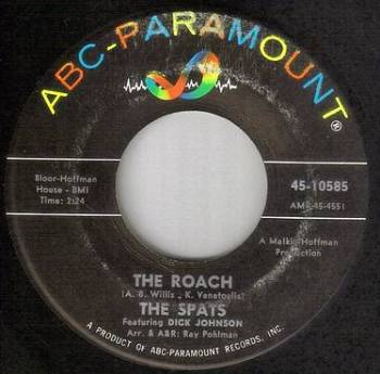 SPATS - THE ROACH - ABC