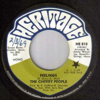 CHERRY PEOPLE - FEELINGS - HERITAGE DEMO