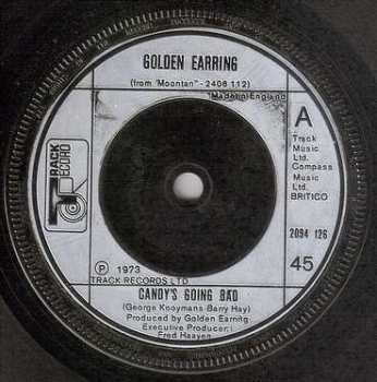 GOLDEN EARRING - CANDY'S GOING BAD - TRACK