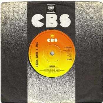 EBONY, IVORY & JADE - SAMSON - CBS