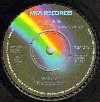 DEODATO - PETER GUNN - MCA