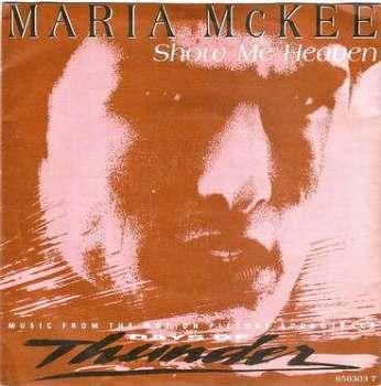 MARIA McKEE - SHOW ME HEAVEN - EPIC