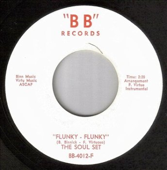 SOUL SET - FLUNKY-FLUNKY - BB