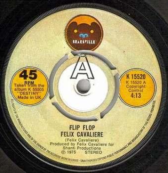 FELIX CAVALIERE - FLIP FLOP - BEARSVILLE