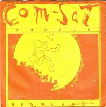 COMSAT ANGELS - RED PLANET - JUNTA