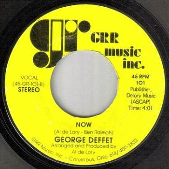 GEORGE DEFFET - NOW - GRR