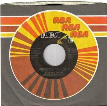 BUFFALO SMOKE - STUBBORN KIND OF FELLA - RCA