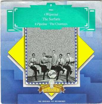 SURFARIS - WIPE OUT - OLD GOLD