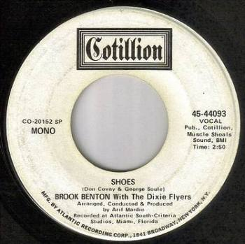 BROOK BENTON - SHOES - COTILLION DEMO