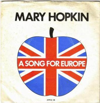 MARY HOPKIN - KNOCK, KNOCK WHO'S THERE - APPLE